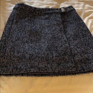 Michael Kors women's wrap mini skirt size 6